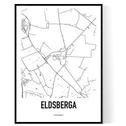Eldsberga Karta