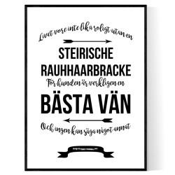 Livet Med Steirische Rauhhaarbracke