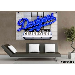 Dodgers Clubhouse
