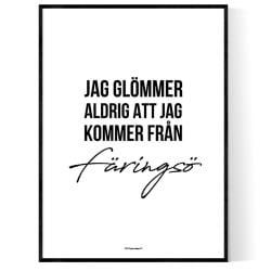 Från Färingsö