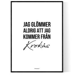 Från Krokås