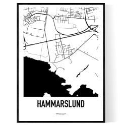Hammarslund Karta