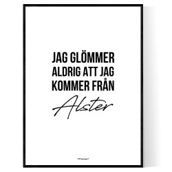 Från Alster