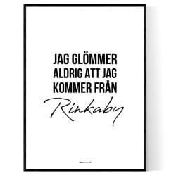 Från Rinkaby