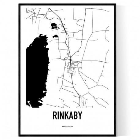 Rinkaby Karta