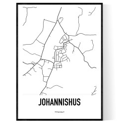 Johannishus Karta