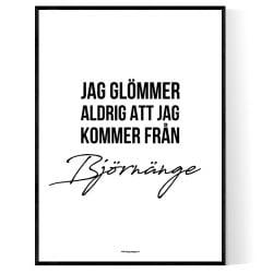 Från Björnänge