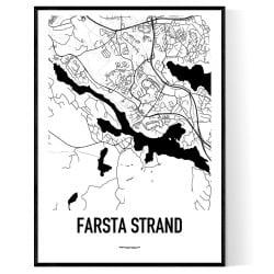 Farsta Strand Karta