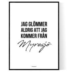 Från Myresjö