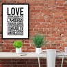 Love Language Poster