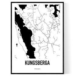 Kungsberga Karta