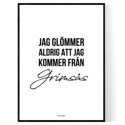 Från Grimsås