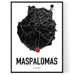 Maspalomas Heart