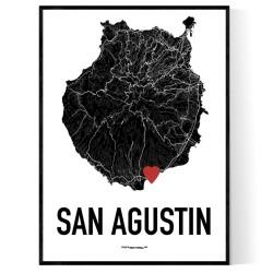 San Agustin Heart