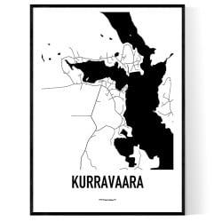 Kurravaara Karta
