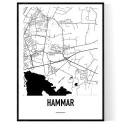 Hammar Karta
