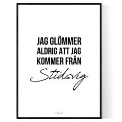 Från Stidsvig