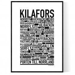 Kilafors Poster
