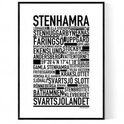 Stenhamra Poster