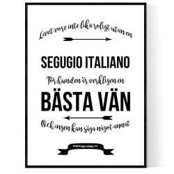 Livet Med Segugio Italiano