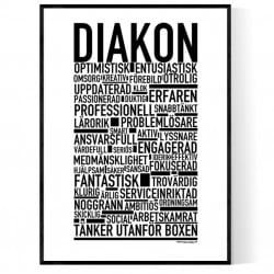 Diakon Poster