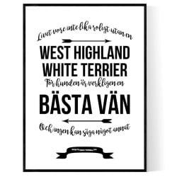Livet Med West Highland White Terrier