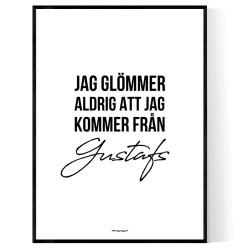 Från Gustafs