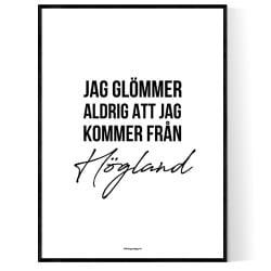 Från Högland