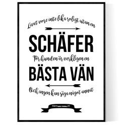 Livet Med Schäfer