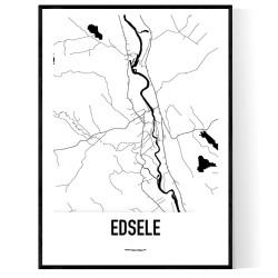 Edsele Karta