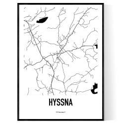 Hyssna Karta