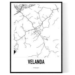 Velanda Karta