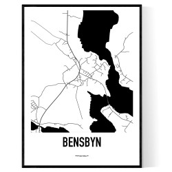 Bensbyn Karta