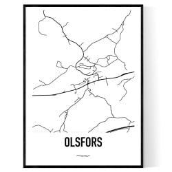 Olsfors Karta