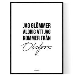 Från Olsfors