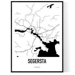 Segersta Karta