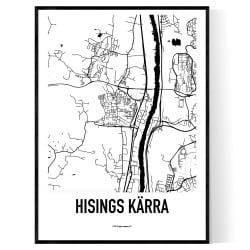 Hisings Kärra Karta