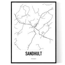 Sandhult Karta
