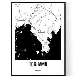 Torhamn Karta
