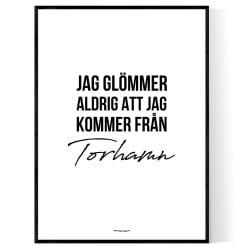 Från Torhamn