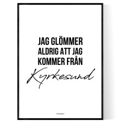 Från Kyrkesund