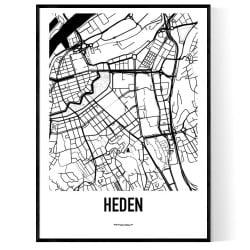 Heden Karta