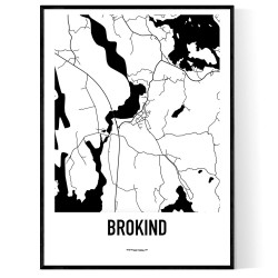 Brokind Karta