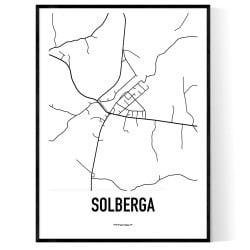Solberga Karta
