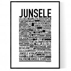 Junsele Poster