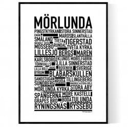 Mörlunda Poster