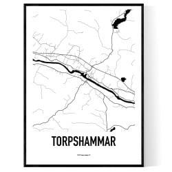 Torpshammar Karta