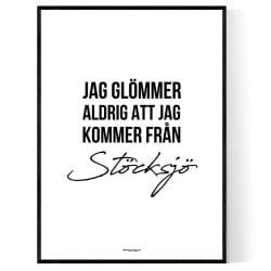 Från Stöcksjö