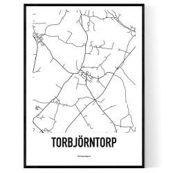 Torbjörntorp Karta