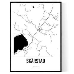 Skärstad Karta
